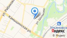 Автодруг173 на карте