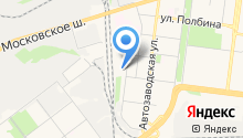 Detailing Ulyanovsk на карте