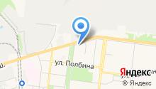 Cabis на карте