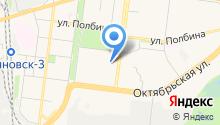 Праздничный сервис на карте