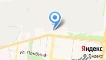 Торговое оборудование на карте