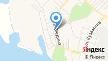 Мастерская по ремонту обуви на ул. Федина на карте
