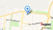 ORION на карте