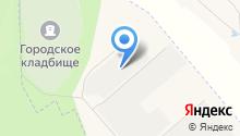 БИКТОН на карте