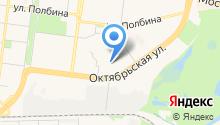 Фильтрон на карте