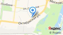 Kolobox на карте