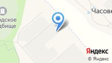 АСК-холод на карте