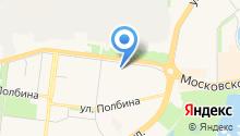 *хиона* на карте