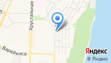 M-Visual на карте
