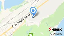 Антикор-Сервис на карте