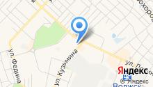 Шаром-Даром на карте
