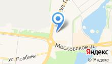 ТехИноСервис на карте
