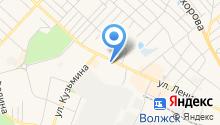 Адвокатский кабинет Афанасьева А.Г. на карте