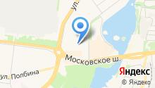 LiteMaster на карте
