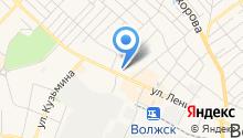 АКБ Спурт, ПАО на карте