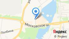 BIONIKA на карте