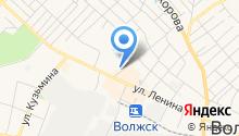 Магазин сантехники на Октябрьской на карте
