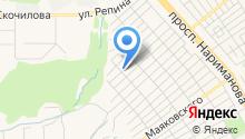Центр авторазбора Ford на карте