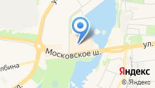 BOTANIK на карте