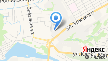 *технопарк* на карте