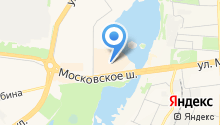 NYX на карте