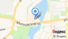 Baon на карте