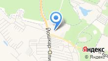 Волжск-Авто на карте