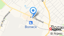 Управление Пенсионного фонда России в г. Волжске Республики Марий Эл на карте