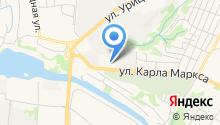 Главное Управление МЧС России по Ульяновской области на карте