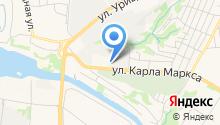 X-Avto на карте