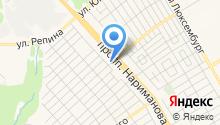 GIAcom на карте