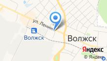 Поволжский государственный технологический университет на карте