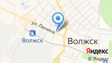 Марий Эл-РОСНО-МС на карте