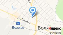 Магазин автотоваров для ГАЗ на карте
