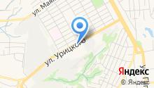 KYB на карте