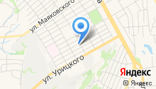 73.R17, интернет-магазин автошин на карте