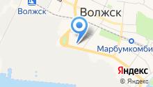 Отряд государственной противопожарной службы №2 на карте
