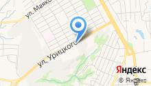 Гараж Профи на карте