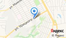 Тая-автозапчасти на карте