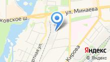 Группа компаний МонолитСтрой на карте