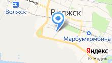 Продуктовый магазин №27 на карте