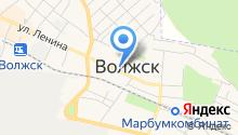 АвтоюристСК на карте