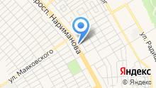 Broadway на карте