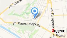 МС-Авто73 на карте