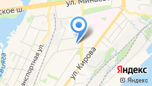 САЛОН КРАСОТЫ БЛЕСК на карте