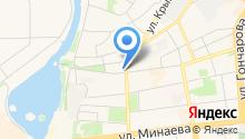 Адвокатский кабинет Статениной Е.В. на карте