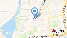 Мото73 на карте