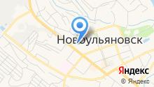 Региональный информационный центр на карте