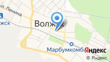 Копировальный центр на ул. Ленина на карте