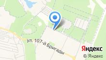 Детская поликлиника, ЦГБ на карте